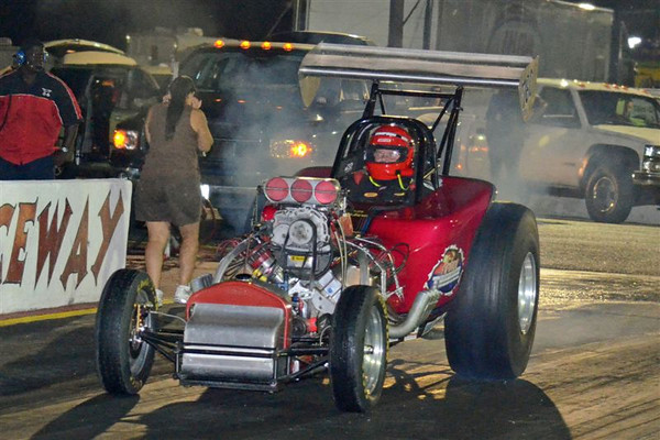 2012 IHRA Baton Rouge by Big Bob Snyder
