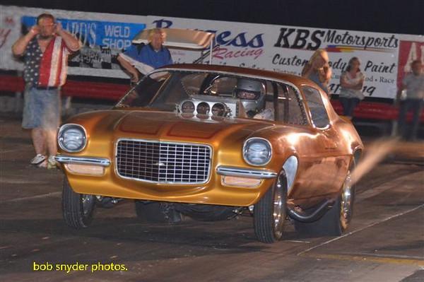 2011 Marion Funny Car Nationals by Bob Snyder