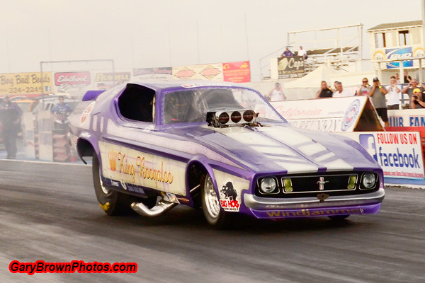 CHRR 2014 Funny Cars Qualifying