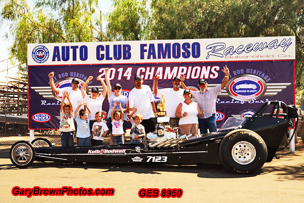 Heritage Fall Championship Nationals  Group Two  Auto Club Famoso Raceway  Setpember 5-6-7-,2014