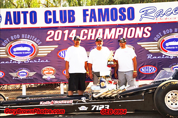 Heritage Fall Championship Nationals  Group Two  Auto Club Famoso Raceway September 5-6-7-, 2014