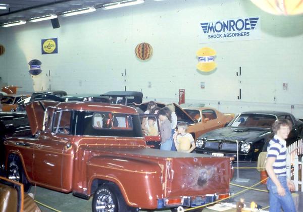 NJC Auto Show 1981