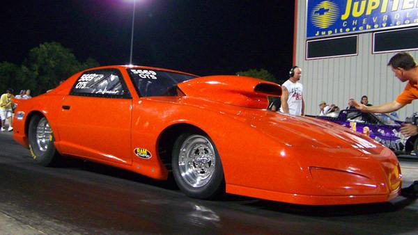 Redline Raceway Outlaw Top Sportsman & Test N Tune, 6/27/09